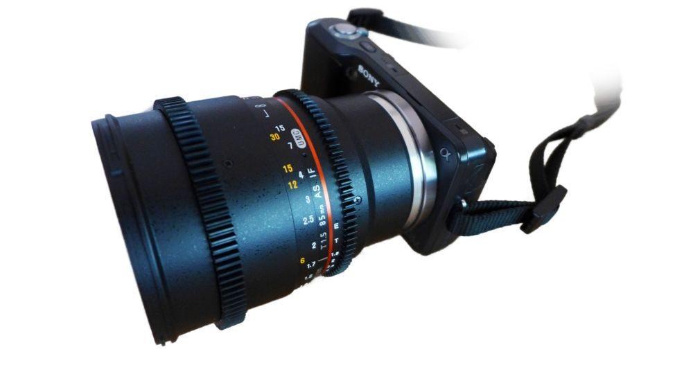 Samyang 85mm T1.5 AS IF UMC VDSLR