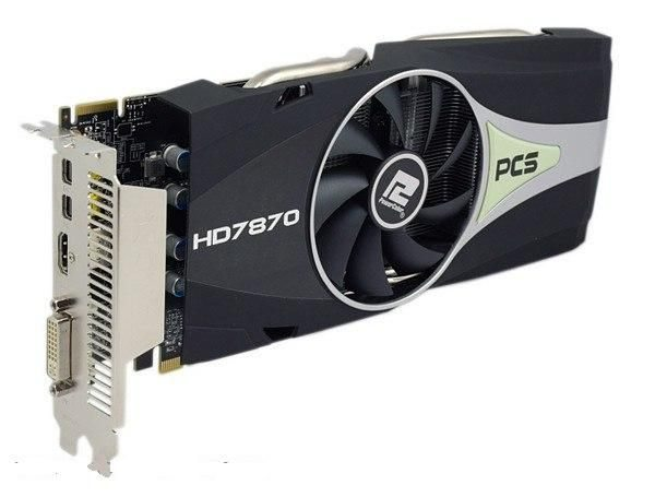HD 7870 EZ Edition