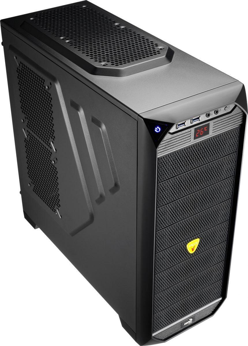 VS-92 Case Black Edition