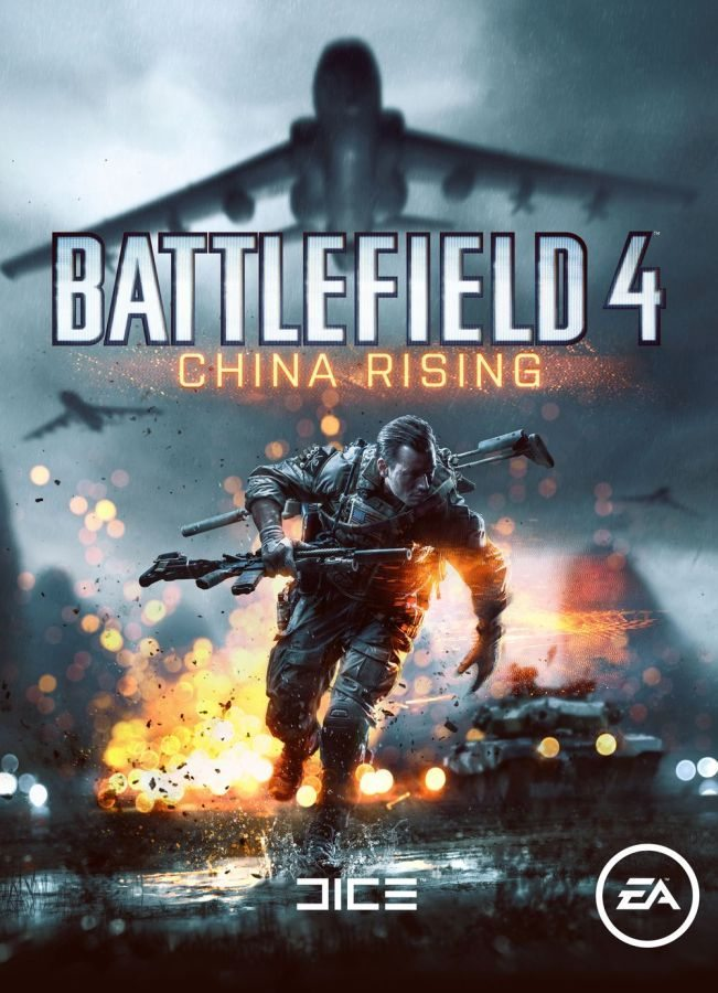 Battlefield 4 - China Rising Digital Expansion Pack Key Art