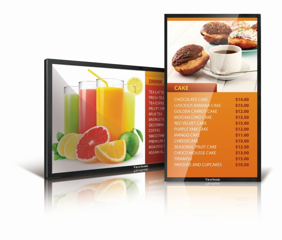 Commercial Displays