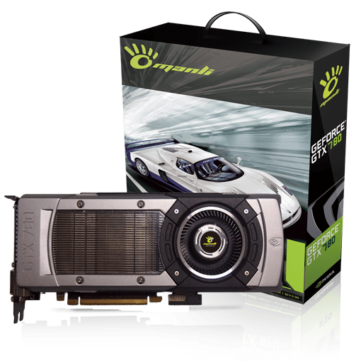 Manli GTX780 with box
