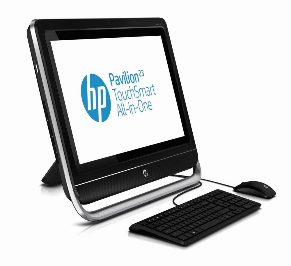 HP Pavilion 23 TouchSmart