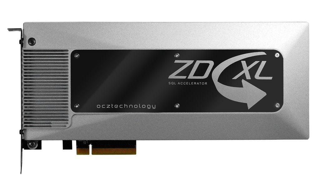 OCZ ZD-XL SQL Accelerator