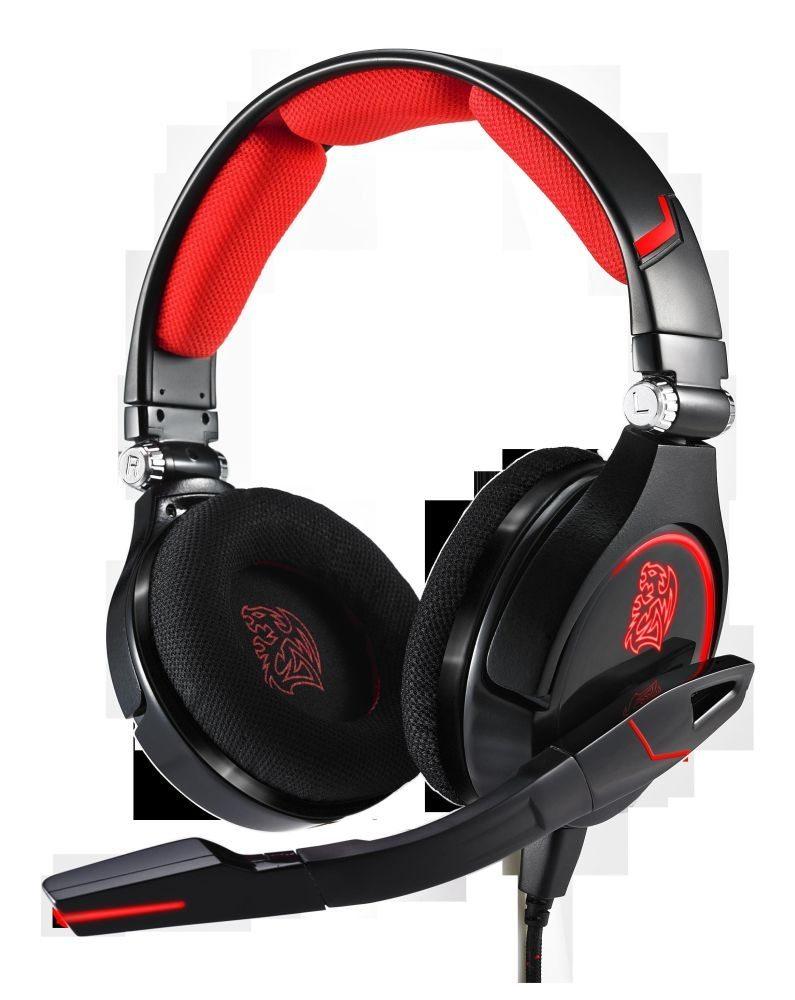 Tt eSPORTS CRONOS Gaming Headset-Premium sound for increased gaming awareness