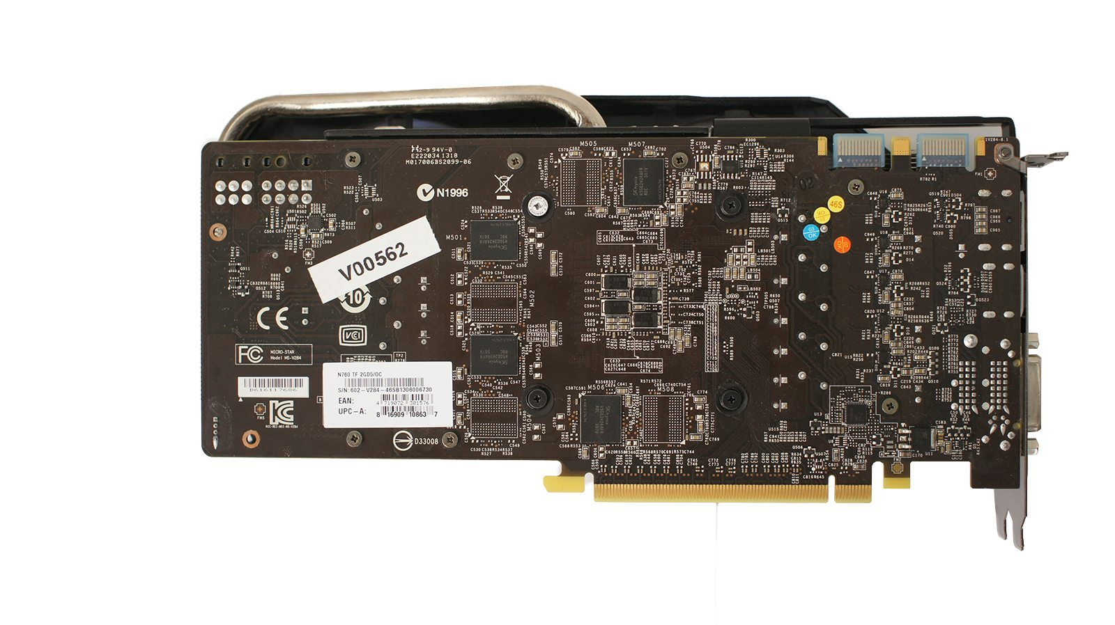 MSI GeForce GTX 760 GAMING