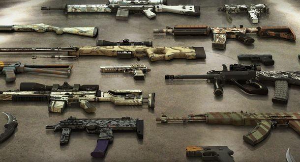 CS: GO Arms Deal