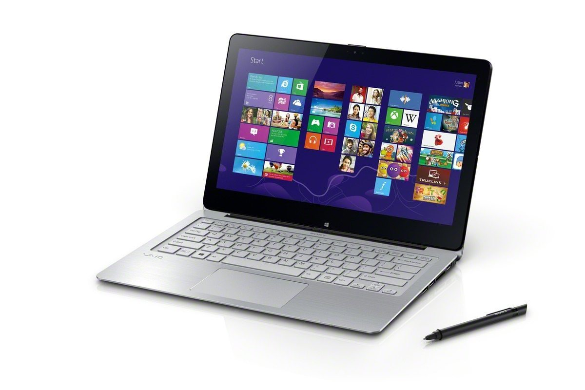 Sony VAIO Fit A multi-flip