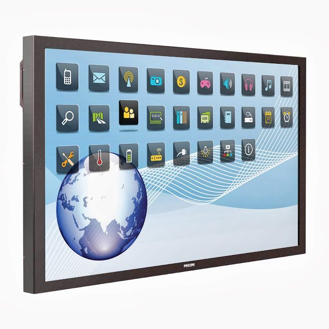 BDT5551EH - Signage Multi-touch display