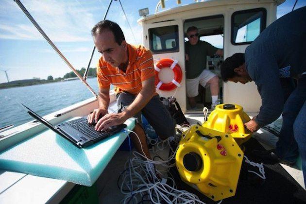 Технология подводного Wi-Fi