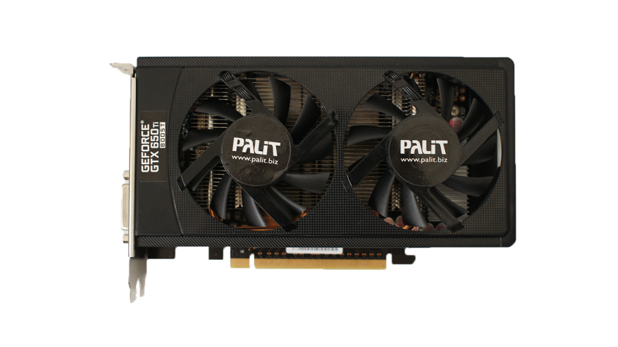 Palit GeForce GTX 650 Ti Boost OC