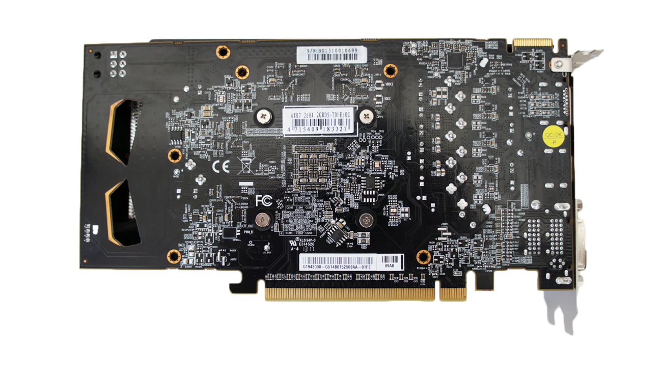PowerColor TurboDuo R7 260X 2GB GDDR5 OC