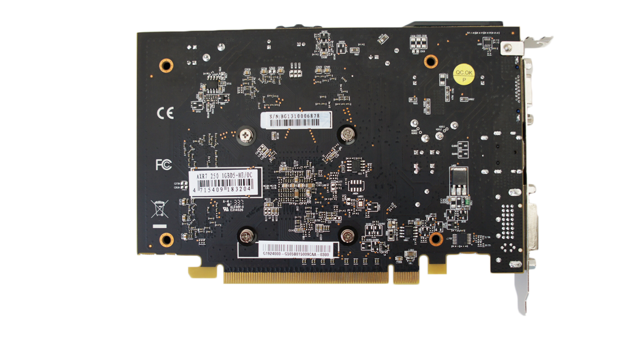 PowerColor R7 250 1GB GDDR5 OC