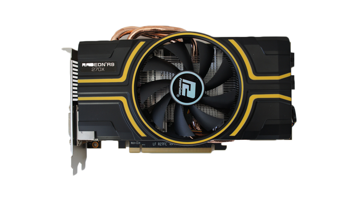 PowerColor R9 270X 2GB GDDR5 OC