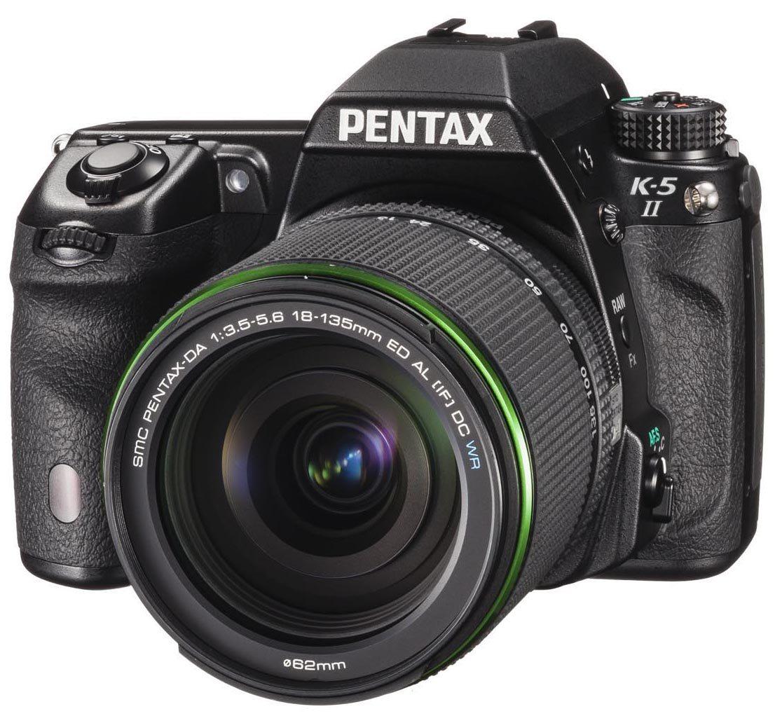 PENTAX K-5II/K-5Iis