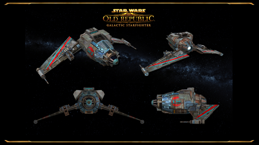 Star Wars The Old Republic – Galactic Starfighter