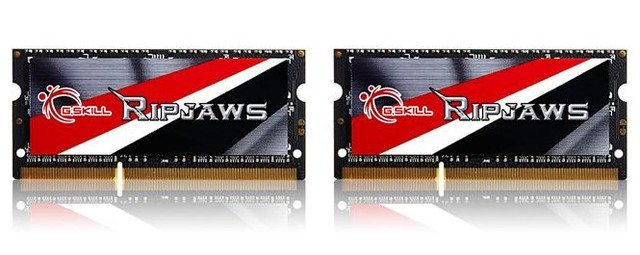 G.Skill Ripjaws 1866 МГц DDR3L