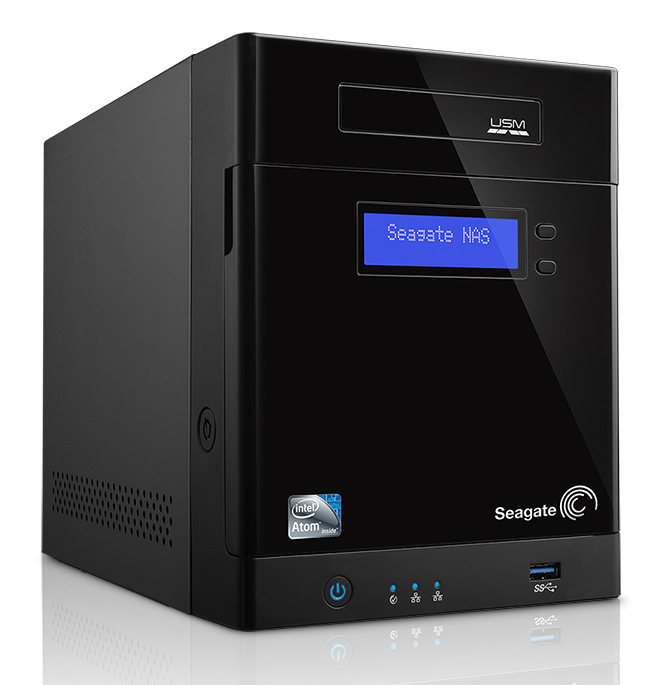 Windows Storage Server от Seagate