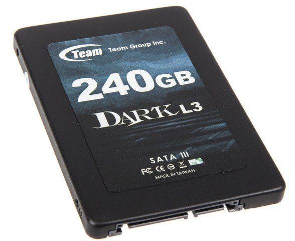 Dark L3 SSD