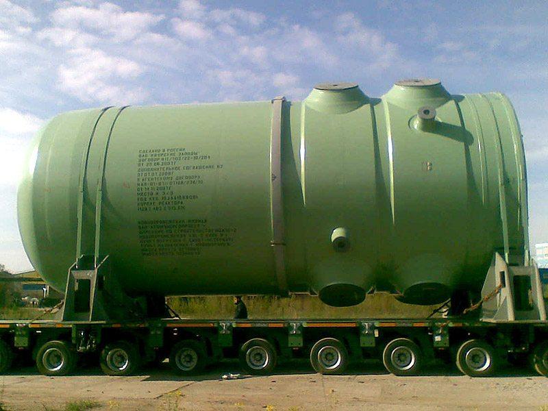 Нововоронежская АЭС-2 завершила испытания техники «Сименс»