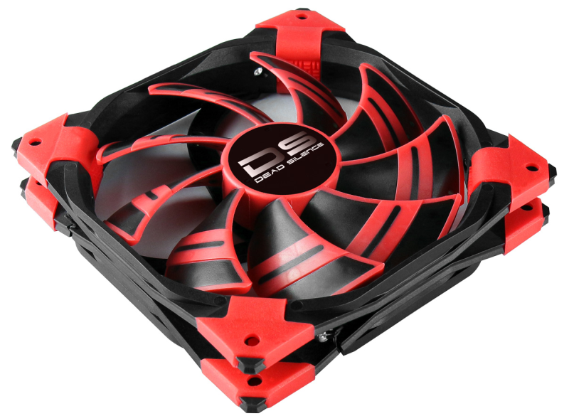 AeroCool DS Fan Red