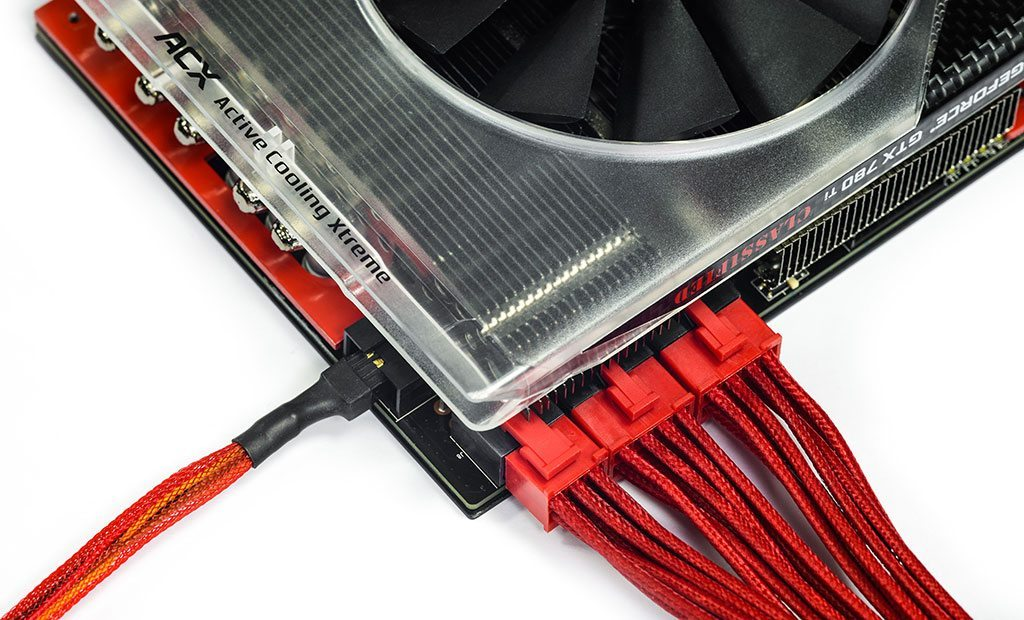 EVGA GeForce GTX 780 Ti K|NGP|N Edition