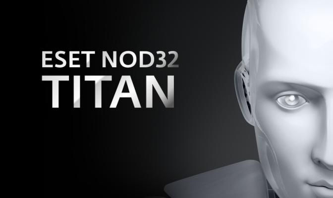 ESET NOD32 TITAN