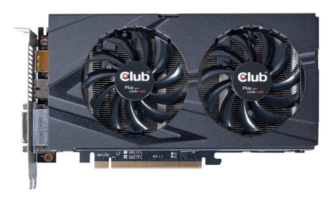 Club 3D Radeon R9 270X