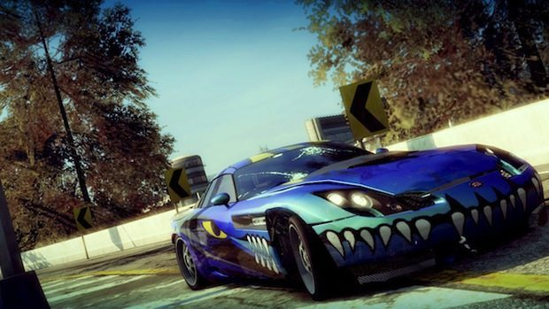 Burnout/Need for Speed