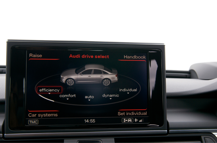 Audi-computer-display