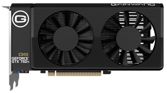 Gainward GeForce GTX 750