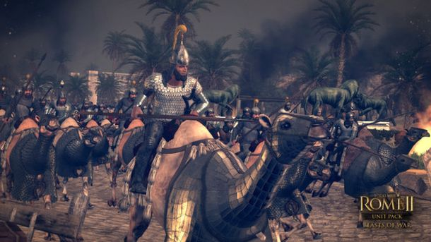 Total War: Rome II Beasts of War
