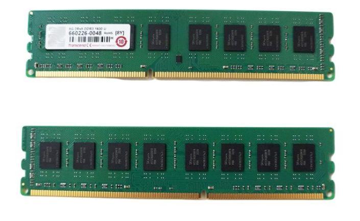 Transcend 8GB DDR3L 1600 U-DIMM 2Rx8 (TS1GLK64W6H)