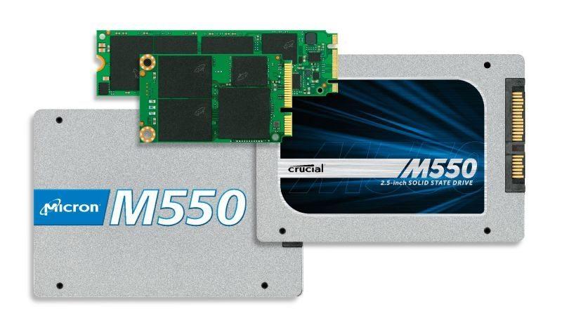 Crucial M550