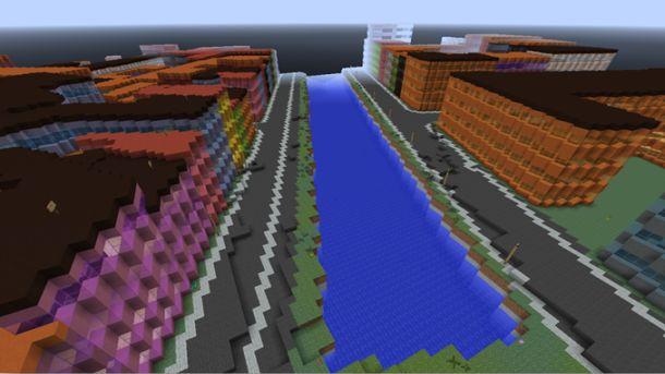 Minecraft_Nyhavn