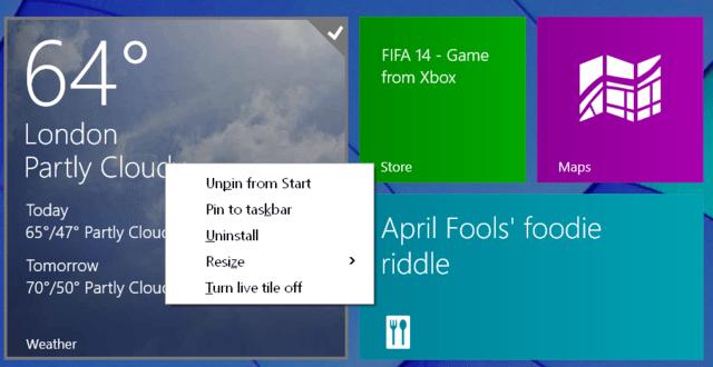 ОС Windows 8.1