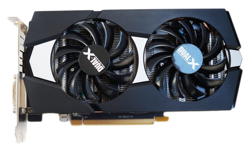 Sapphire DUAL-X R7 265