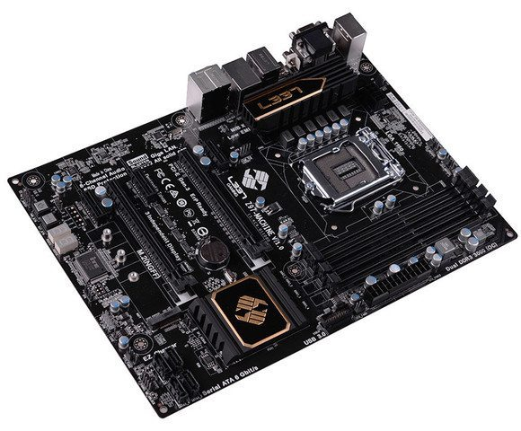 CS L337 Gaming Z97-MACHINE