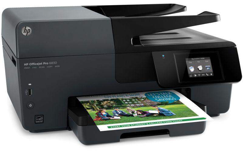 HP Officejet Pro 6830 AiO