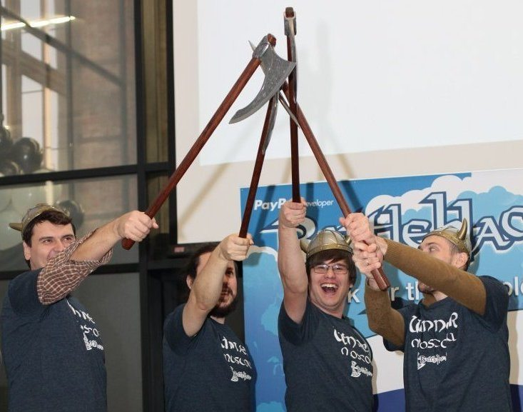 BattleHack Moscow Winners