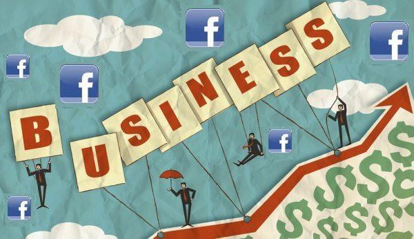 Большая социальная сеть мира facebook