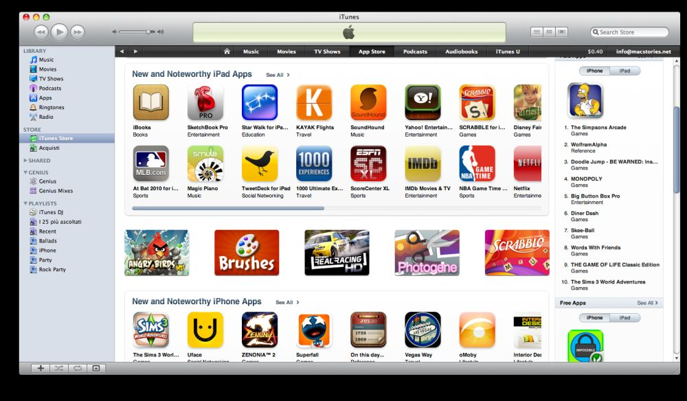 iPad App Store - Noteworthy
