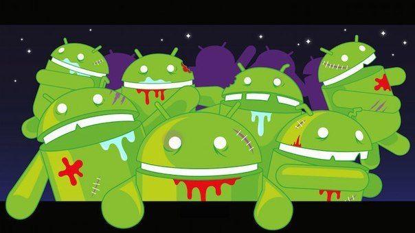 PowerOffHijack.A - Android-вирус, которому выключение нипочём