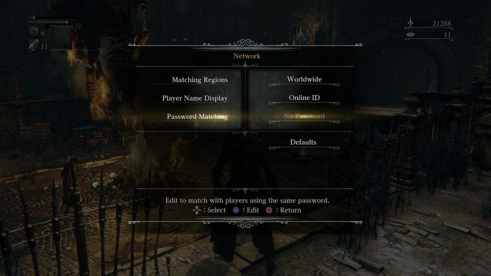 Bloodborne matchmaking slow