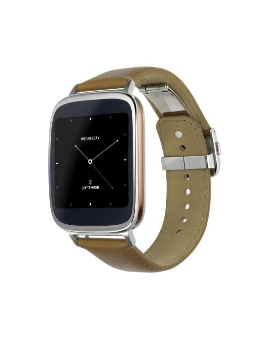 ZenWatch Strap Brown 01
