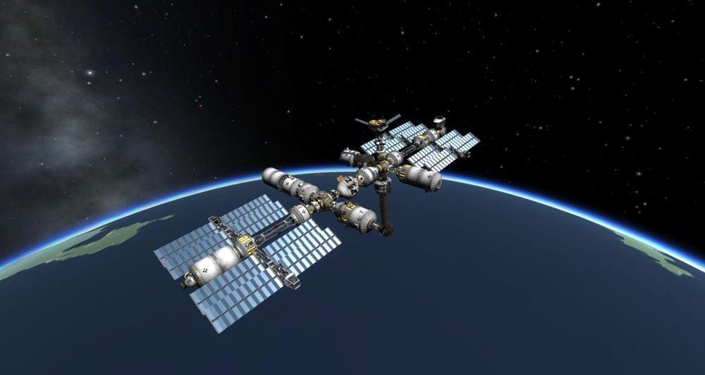 Kerbal Space Program получила второй официальный мод ...
