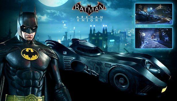Batman arkham city batman skins