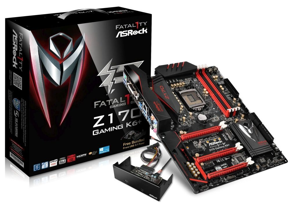 Z170 Gaming K6+