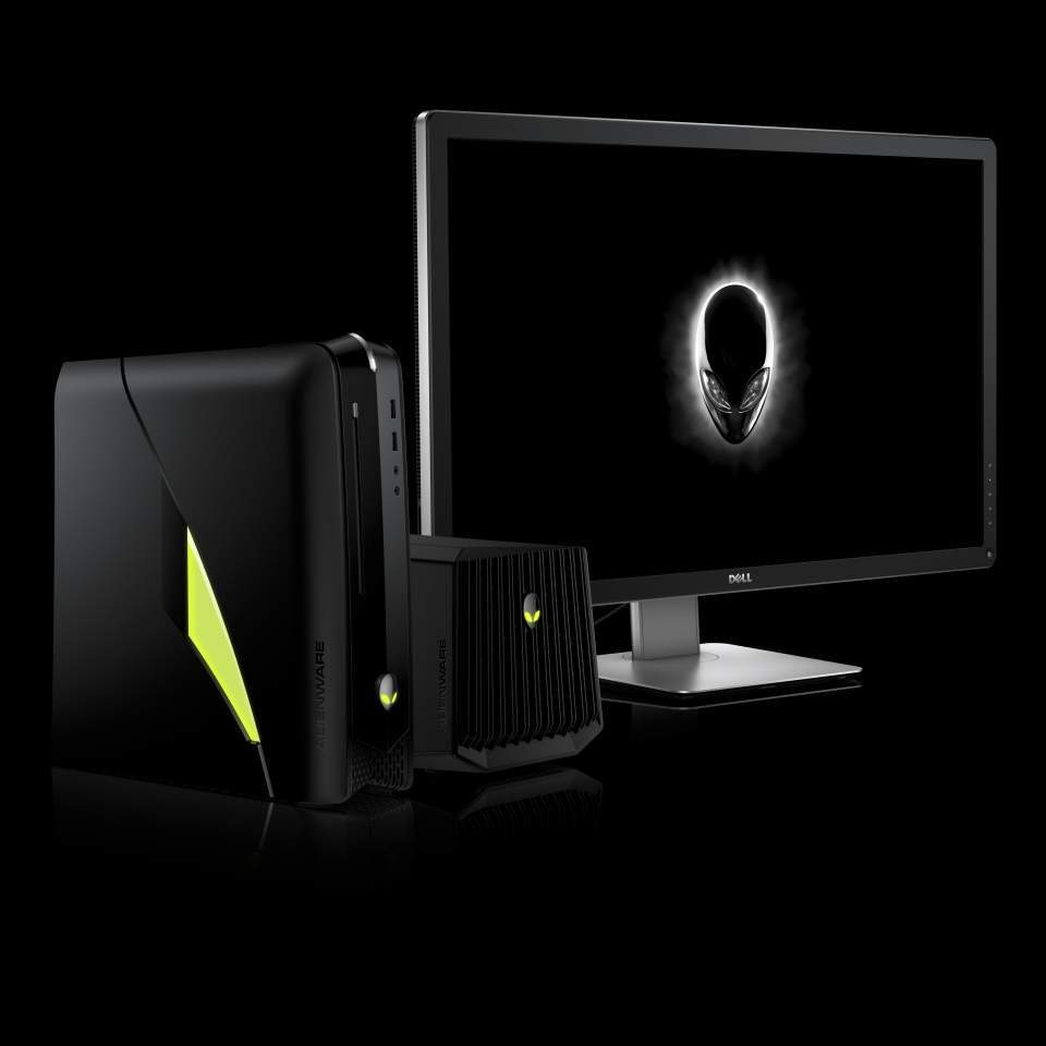 Alienware X51 (R3) Desktop with Peripherals