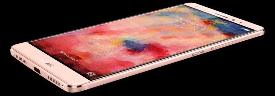 Huawei Mate S_Flat